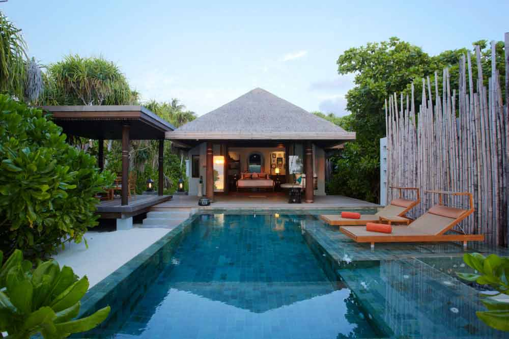 Sunset Beach pool Villa