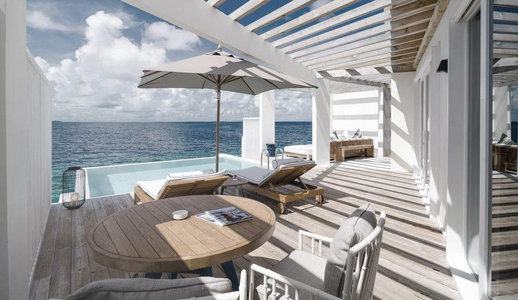 Ocean Reef House Pool View