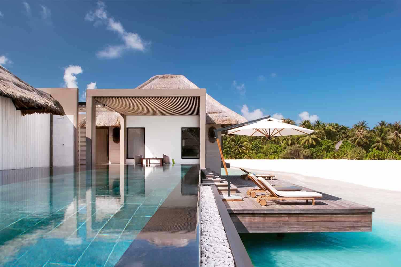 Garden Water Villa - 2 Bedrooms