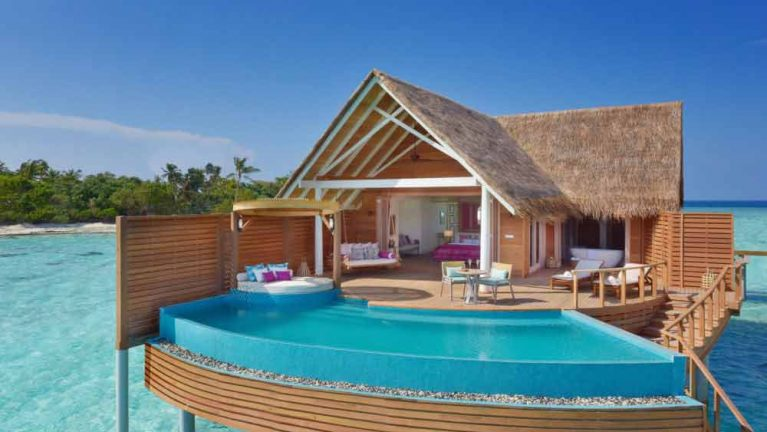 Water Pool Villa