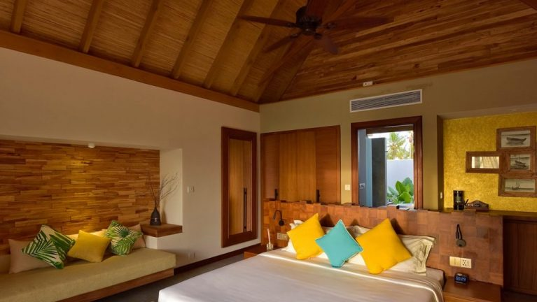 Beach Villa Interior