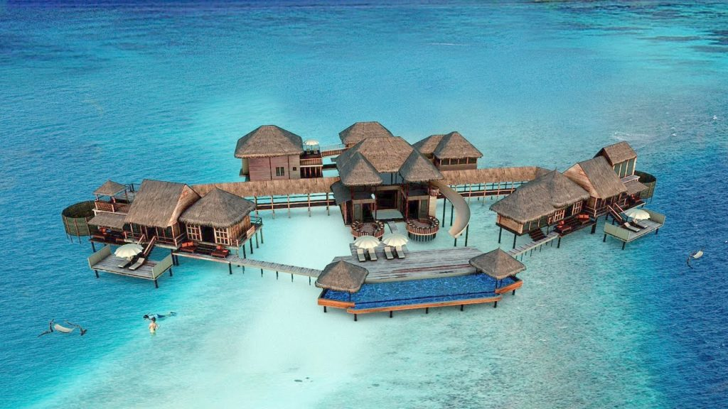 Luxury Maldives Resort
