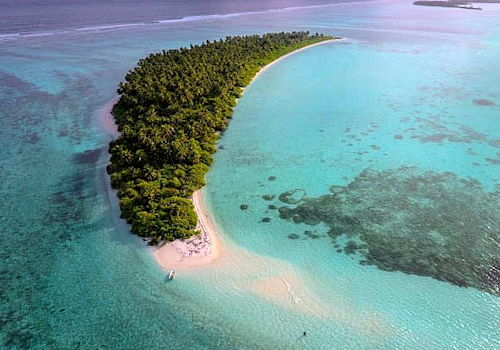 Development of Indus Maldives will be on The island of Ruhthibirah in Thaa atoll