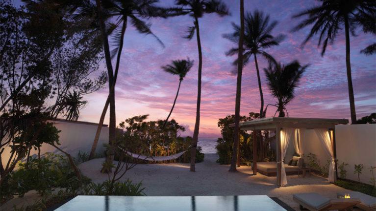 Three Bedroom Beach Sunset Villa