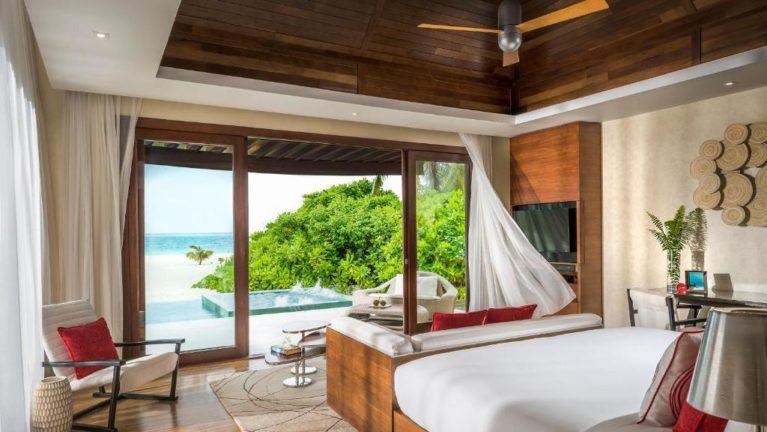 One Bedroom Beach Pool Pavilion