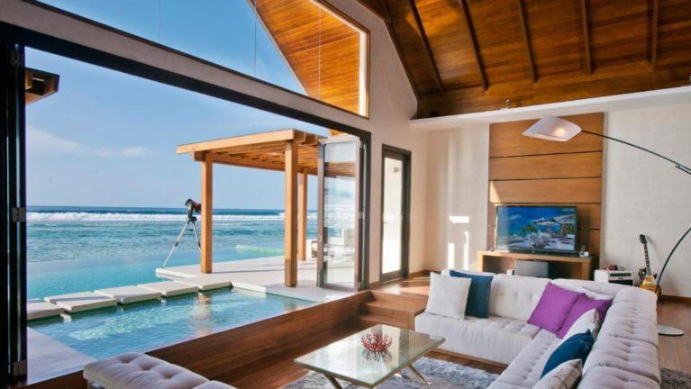 Two Bedroom Ocean Pool Pavilion